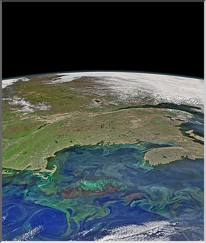 VIIRS Gulf of Maine 14 May 2015