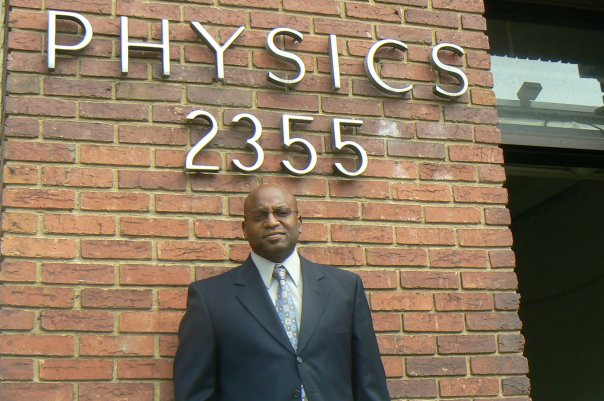 Greg Jenkins Professor, Department of Physics and Astronomy, Howard University