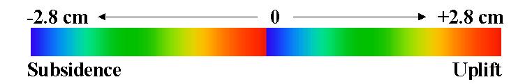 InSAR C Band Range for McMullen Valley Interferogram