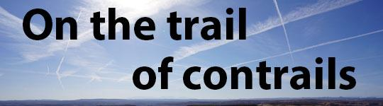 On the trail of contrails - SOP 2013