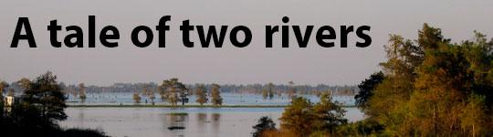 A tale of two rivers - SOP 2013