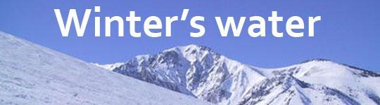 Winter's water - SOP 2012