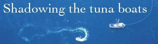 Shadowing the tuna boats - SOP 2012