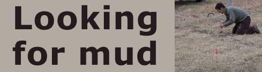 Looking for mud - SOP 2011