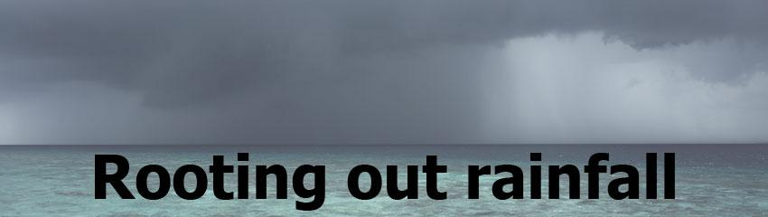 Rooting out rainfall - SOP 2014