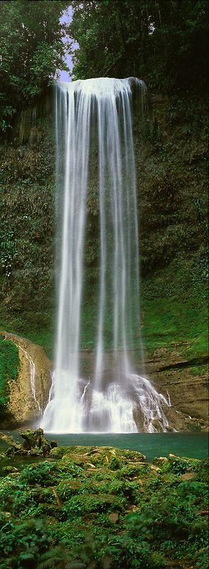 Tenaru Waterfall, Solomon Islands