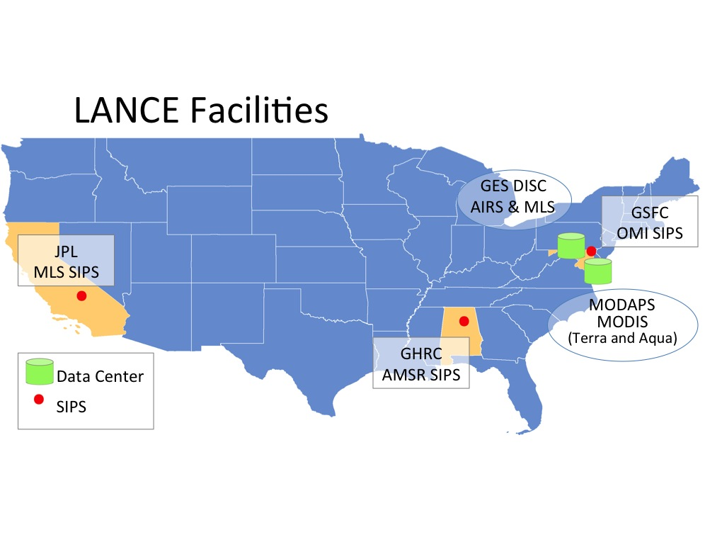 LANCE Facilities