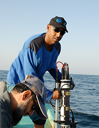 Adnan Al-Azri, Associate Professor, Department of Marine Sciences & Fisheries, Sultan Qaboos University, Oman